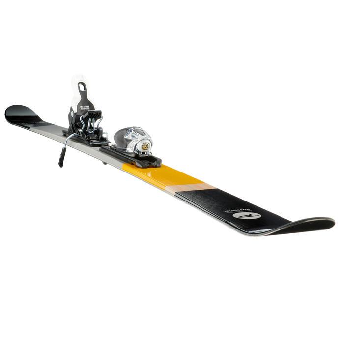 Freestyle ski's Rossignol Sprayer geel