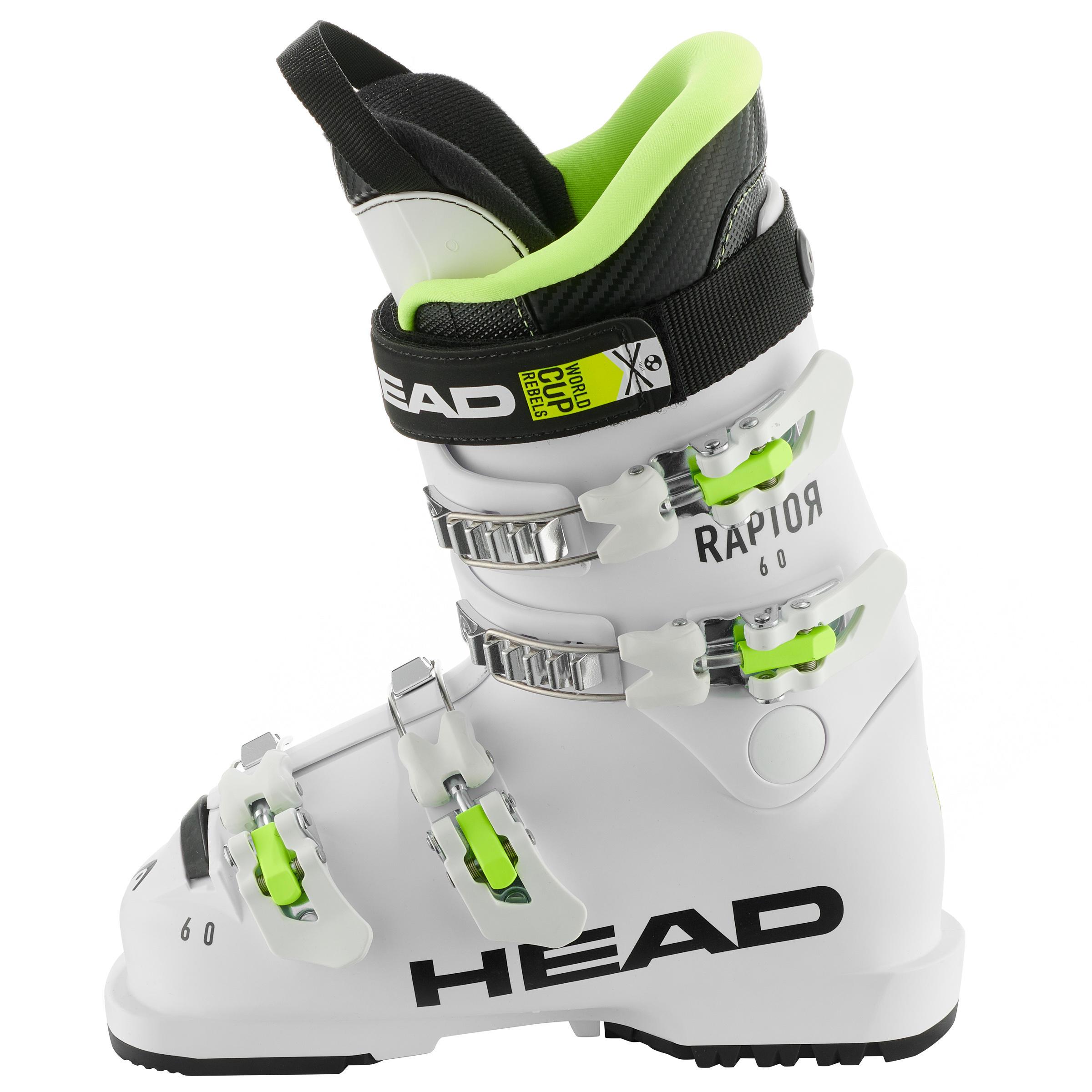 Clăpari schi HEAD RAPTOR 60