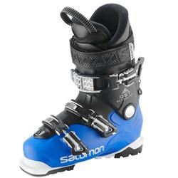 Freeride skischoenen voor kinderen Salomon QST Access 70 T blauw