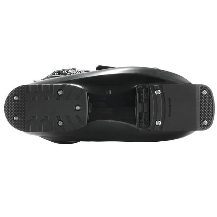 男款下坡滑雪靴EVOFIT 550 - 黑色