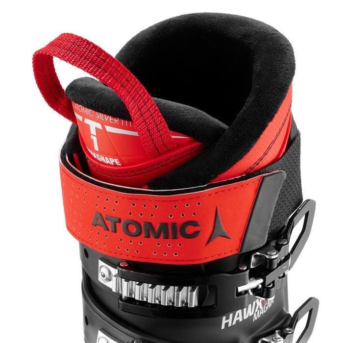 Heren skischoenen voor pisteskiën Atomic Hawx Magna 100 zwart