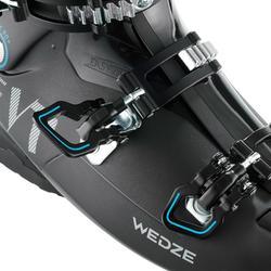 男款雪道滑雪靴Evofit 550 - 黑色
