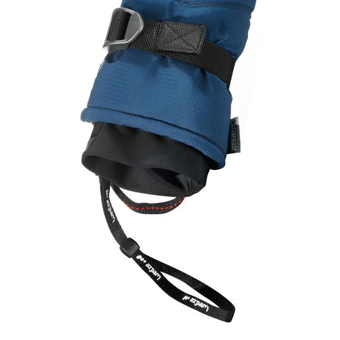Skiwanten voor volwassenen MI 900 marineblauw