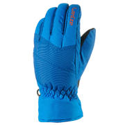 GL 100 CHILDREN'S SKIING GLOVES BLUE