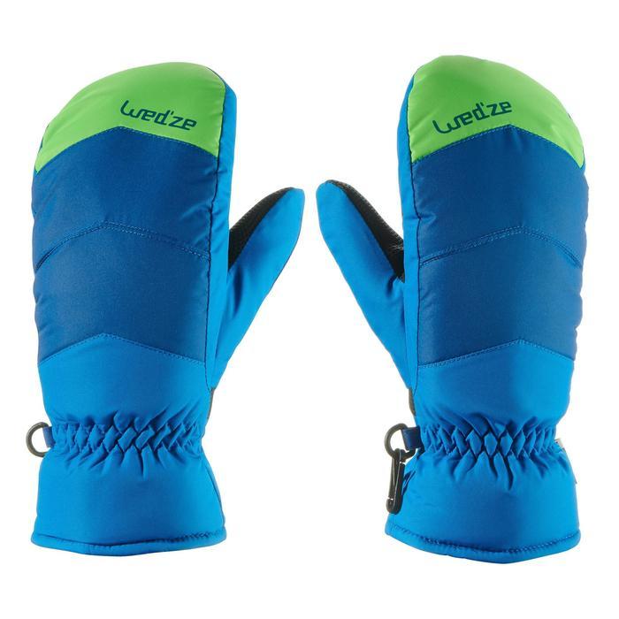 Skifäustlinge MI 100 blau und grün