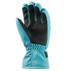 Skihandschoenen voor volwassenen SKI-P GL 100 blauw