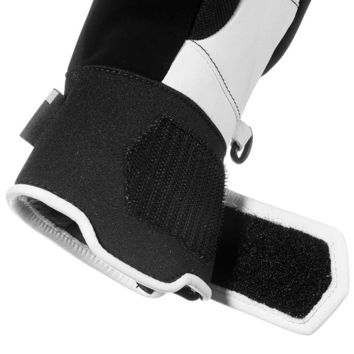Skihandschoenen voor kinderen 900 zwart