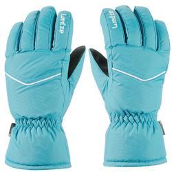 Skihandschuhe GL 100 Erwachsene blau