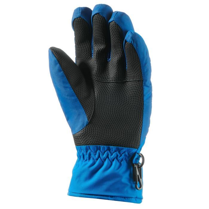 Skihandschoenen GL100 voor kinderen blauw