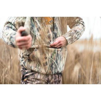 Jagershoodie 500 camouflage moeras