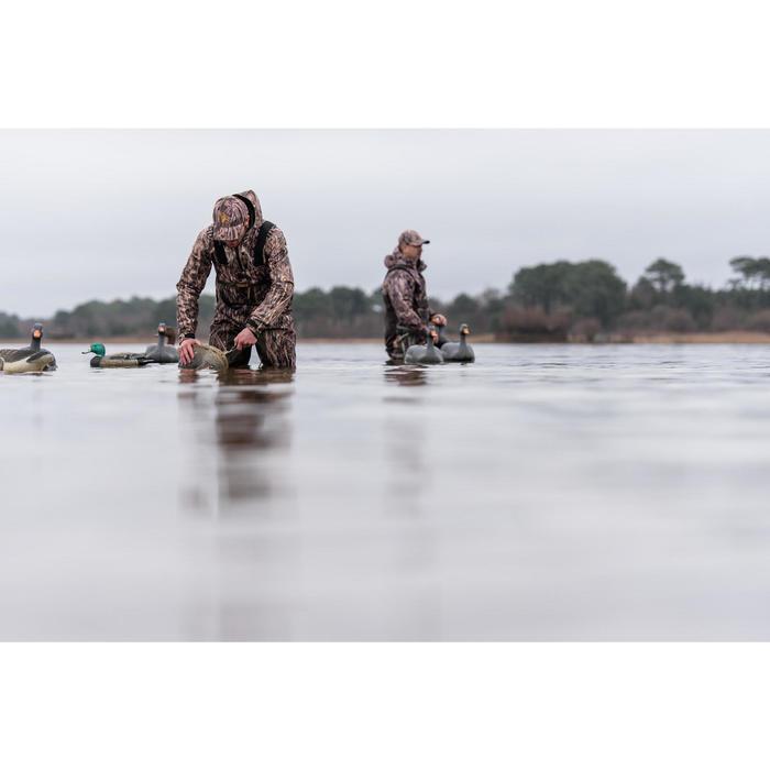 Jagerspet 500 met verlichting en moerasprint