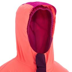 Ski-jas voor kinderen PNF 500 roze