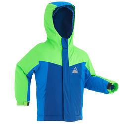 Ski-jas voor kinderen SKI-P JKT 500 PNF groen