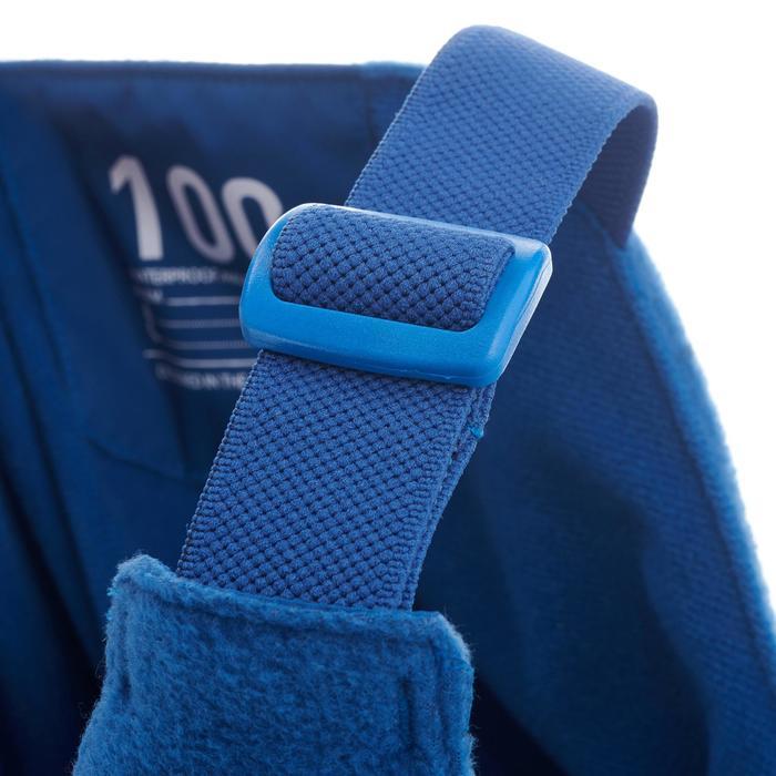 Peto de trineo warm azul bebé