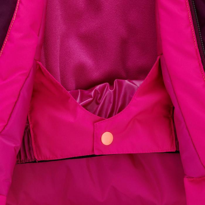 Skijacke Piste 500 PNF Kleinkinder rosa