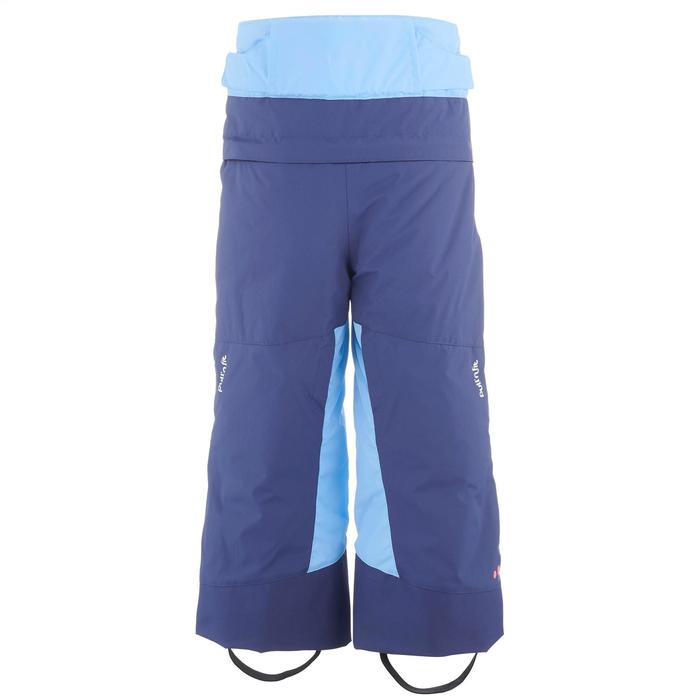 Skipak voor kinderen SKI-P Combo 500 PNF blauw/koraalrood