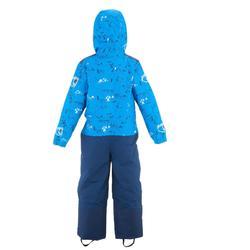 Schneeanzug 500 Kleinkinder blau