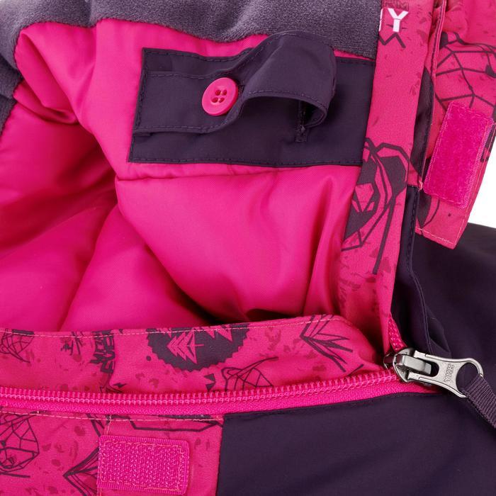Schneeanzug 500 Kinder rosa
