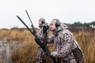 Presente de Natal para praticantes de caça de aves aquáticas