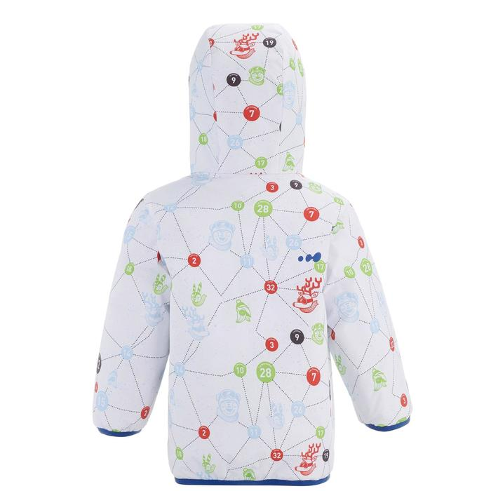 Ski-/sleejas voor peuters Warm Reverse groen