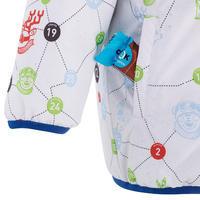 Babies' Skiing/Sledging Reversible Jacket Warm - Green