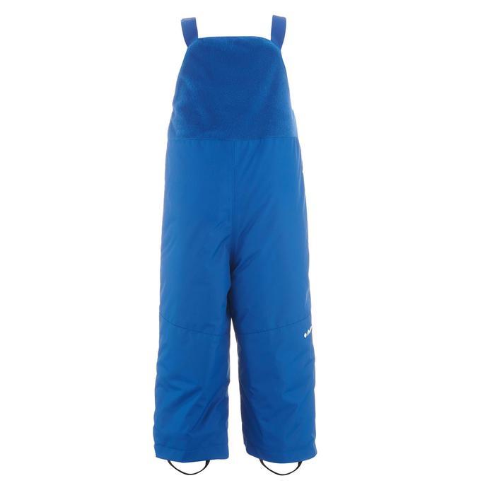 Skibroek voor peuters Warm blauw