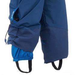 Skipak voor kinderen SKI-P SUIT 500 PNF blauw