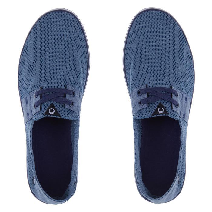 Chaussures Homme AREETA M Bleu Gris