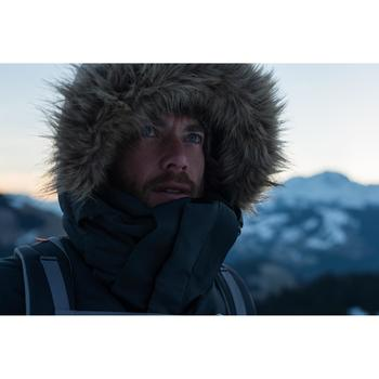 Parka Arctic Trekking 100 Männer schwarz
