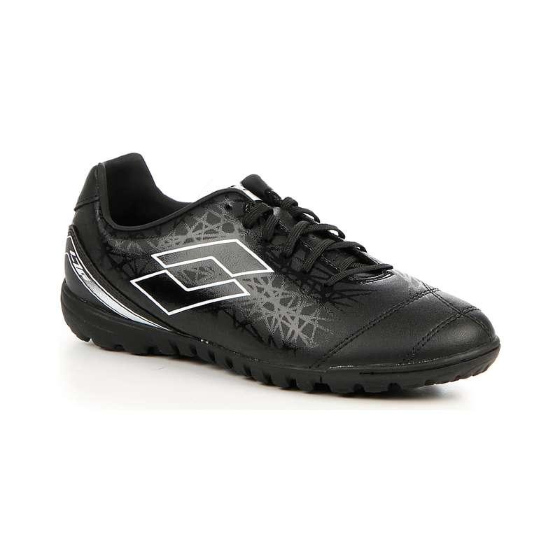 Scarpe Adulto terreni duri (Calcetto) Sport di squadra - ITA LOTTO LZG 700 TF BLACK LOTTO - Scarpe calcio