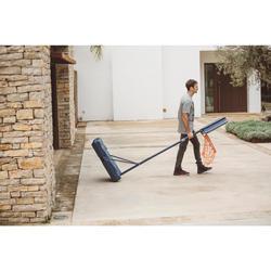 Basketbalpaal B200 Easy voor kinderen blauw space. 1