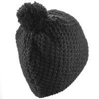 Adult Timeless Ski Hat - Black