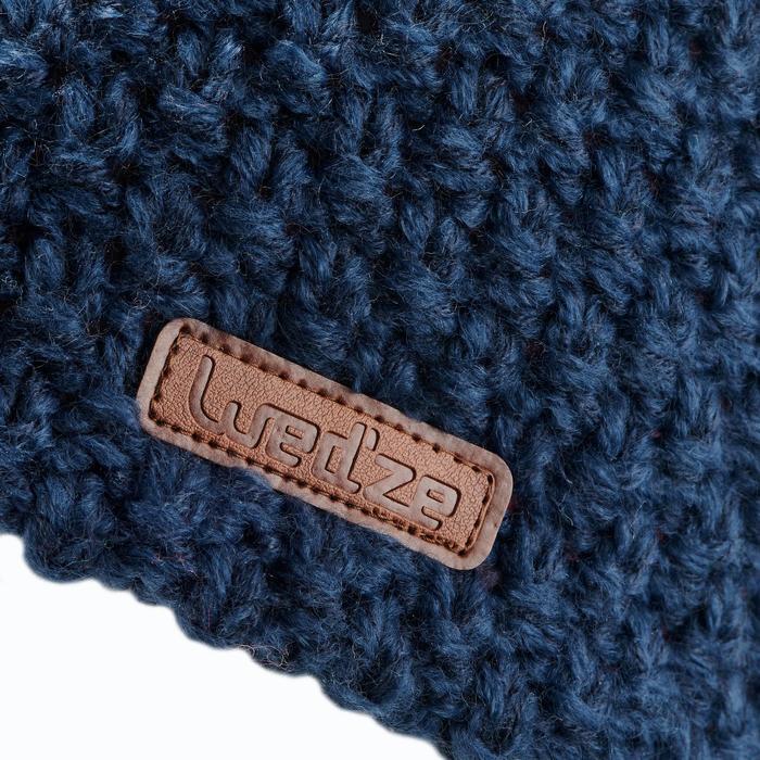 Ski hoofdband voor volwassenen Timeless marineblauw