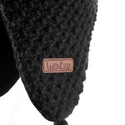 滑雪帽PERUVIAN TIMELESS黑色