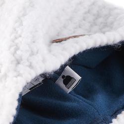 Skimütze Timeless Erwachsene weiß/blau