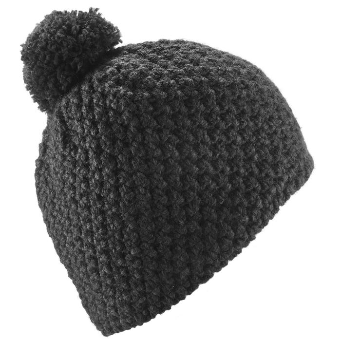 BONNET DE SKI ADULTE TIMELESS NOIR