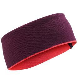 Ski hoofdband voor volwassenen Reverse paars roze
