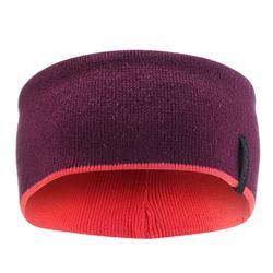 Stirnband Reverse Erwachsene rosa/violett