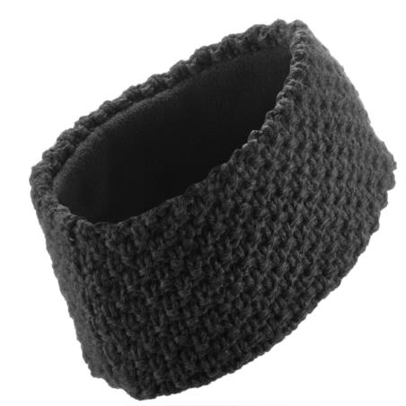 Timeless Adult Ski Headband - Black