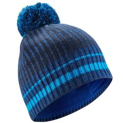Skimütze Rib Erwachsene blau