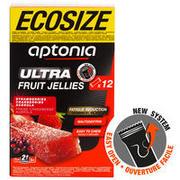 Sadna ploščica Ultra Ecosize 12 x 25 g - jagoda in acerola
