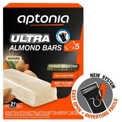 Barritas energéticas de almendra Aptonia ULTRA Natural 5x25 g