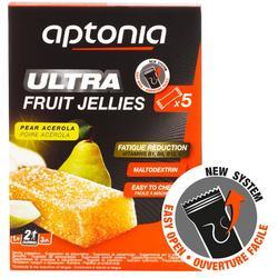 Barritas energéticas de frutas Aptonia ULTRA 5x25 g pera
