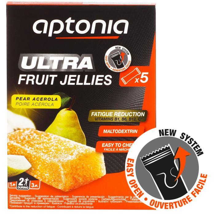 Pâte de fruits ULTRA poire 5x25g - 1414915