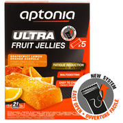 Sadna žele ploščica s citrusi ULTRA (5 x 25 g)
