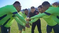 coequipier football
