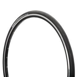 Buitenband voor racefiets PRO3 race 700x25 zwart vouwband / ETRTO 25-622