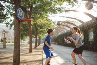 teasing sport enfant