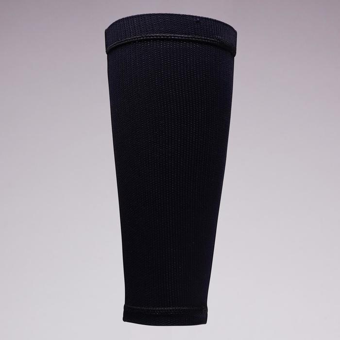 Sok voor de scheenbeschermer F100, voetbal, donkerblauw