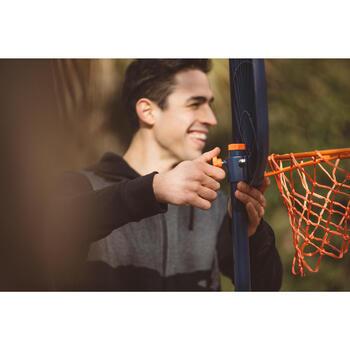 Panier de basketball enfant K500 vaisseau bleu. 1,30m à 1,60m. Jusqu'à 8 ans. - 1415228